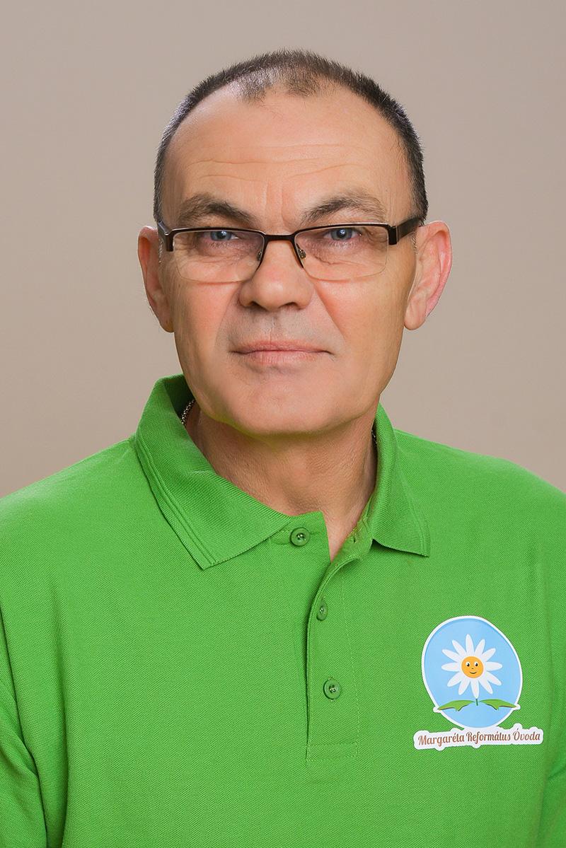 Klesch Tibor - Udvaros