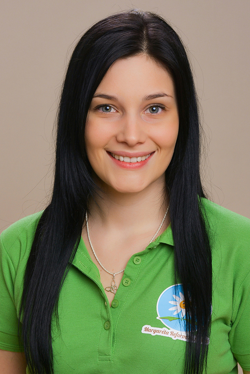 Tarjáni Klaudia - Német nemzetiségi óvodapedagógus