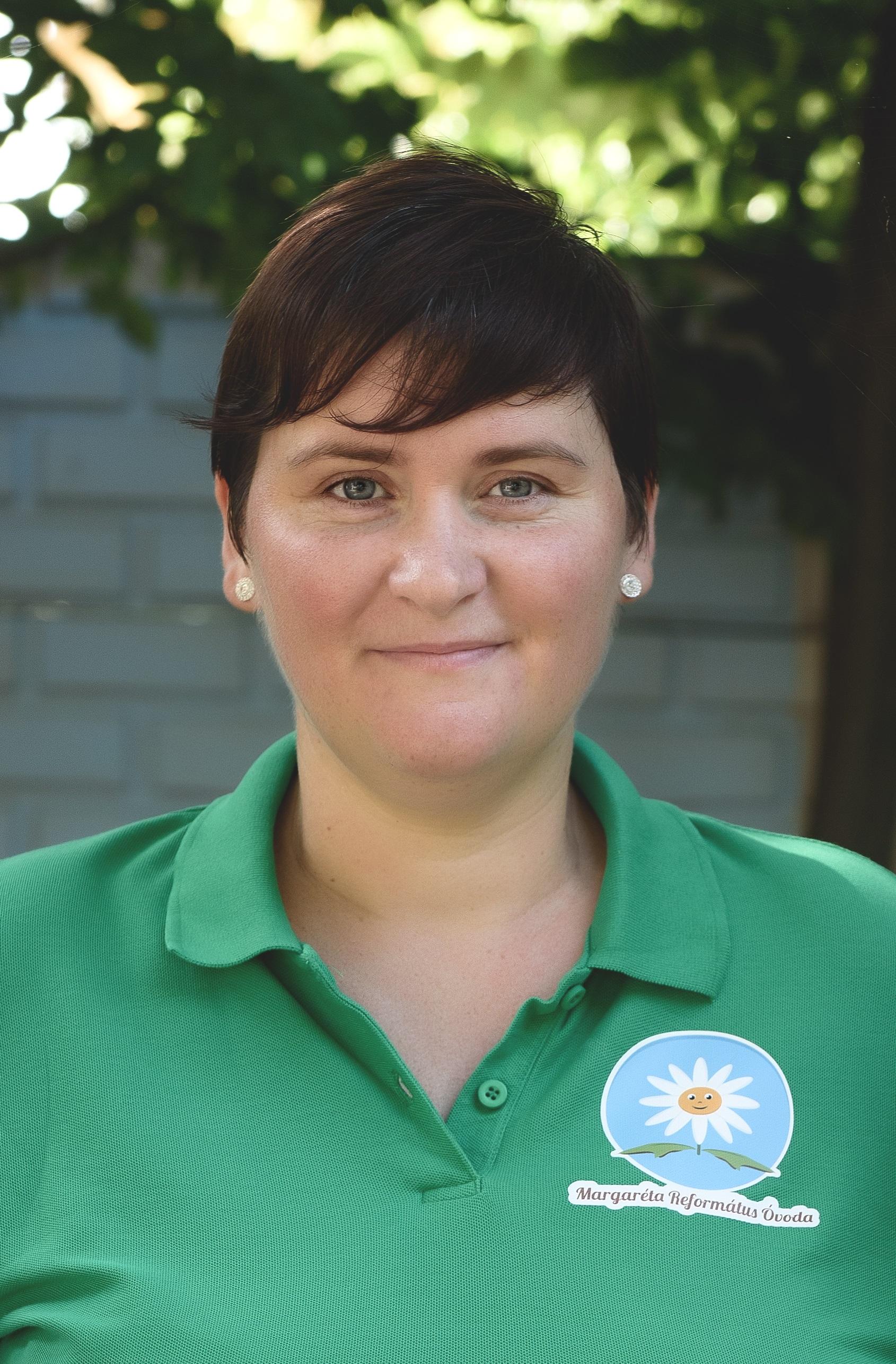 Sticklné Németh Bernadett - Konyhai dolgozó