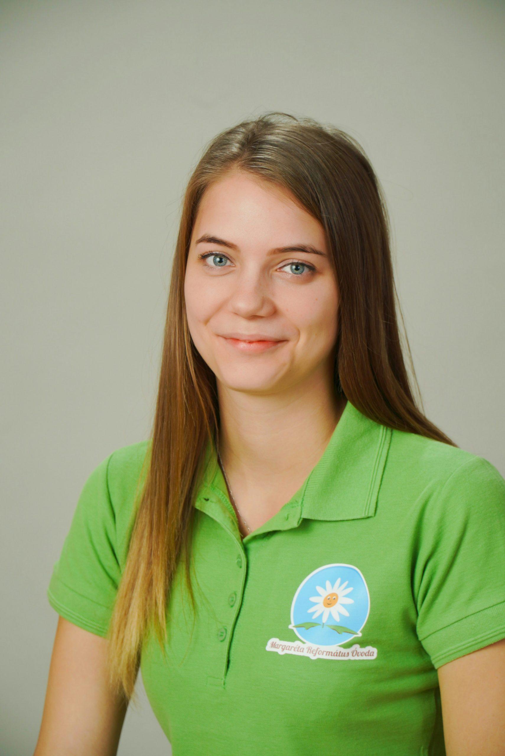 Czéh Kamilla - Pedagógiai asszisztens